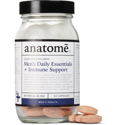 anatom? Men's Daily Essentials + Wellbeing Support Supplement, 60 Tablets