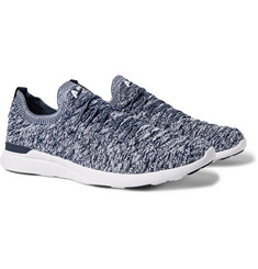 APL Athletic Propulsion Labs Wave TechLoom Mélange Running Sneakers