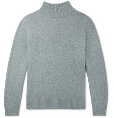A.P.C. Wayne Wool Mock-Neck Sweater