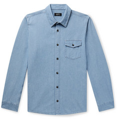 A.P.C. Michel Chambray Shirt