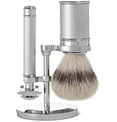 Mühle - Chrome-Plated Three-Piece Shaving Set