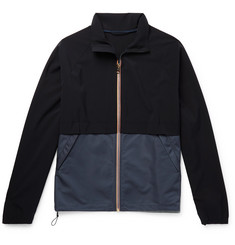 Paul Smith Panelled Virgin-Wool Blend Jacket