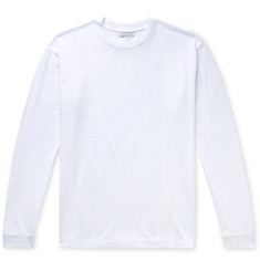 John Elliott University Oversized Cotton-Jersey T-Shirt