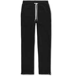 John Elliott Sochi Slim-Fit Tapered Loopback Cotton-Jersey Sweatpants
