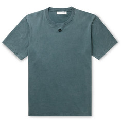 Craig Green Embroidered Cotton-Jersey T-Shirt