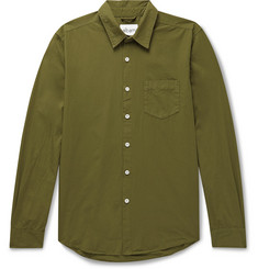 Albam Cotton-Poplin Shirt