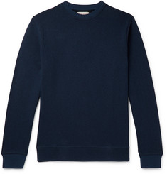 Oliver Spencer Loungewear Milner Cotton-Jersey Sweatshirt