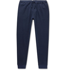 Oliver Spencer Loungewear Milner Recycled Cotton-Jersey Sweatpants