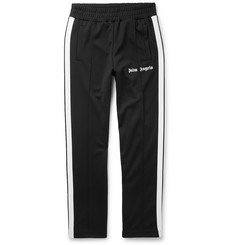 Palm Angels Striped Tech-Jersey Track Pants
