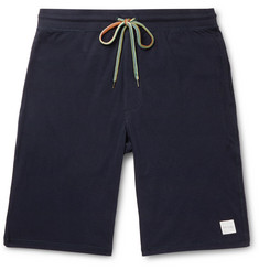 Paul Smith Slim-Fit Cotton-Jersey Drawstring Shorts