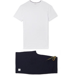 Paul Smith Slim-Fit Cotton-Jersey Pyjama Set