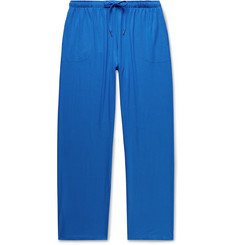 Derek Rose Basel Stretch Micro Modal Drawstring Pyjama Trousers