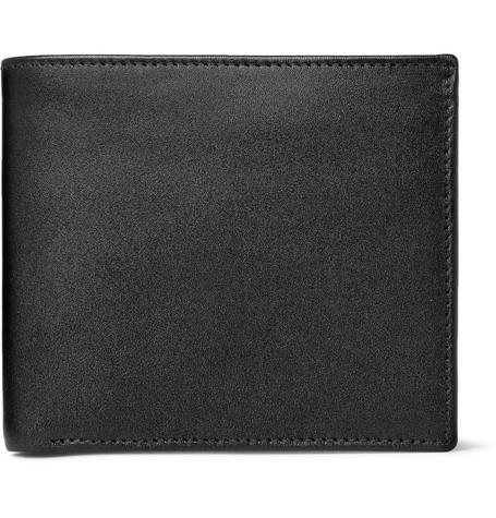 George Cleverley Leather Billfold Wallet