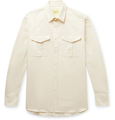 De Bonne Facture Explorer Cotton-Twill Shirt