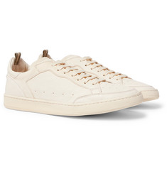 Officine Creative Kareem Leather Sneakers