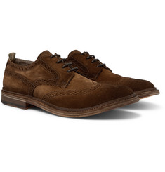 Officine Creative Durham Suede Brogues