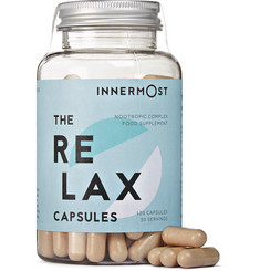 Innermost The Relax Supplement, 120 Capsules