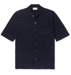 John Smedley Slim-Fit Sea Island Cotton Shirt
