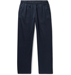Save Khaki United Garment-Dyed Fleece-Back Supima Cotton-Jersey Sweatpants
