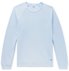 NN07 Robin Fleece-Back Cotton-Jersey Sweatshirt