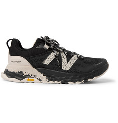 New Balance Trail Heirro V5 Rubber-Trimmed Mesh Running Sneakers