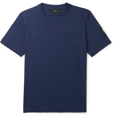 Belstaff Thom 2.0 Cotton-Jersey T-Shirt