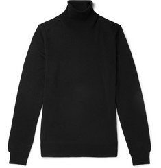 Beams F Wool Rollneck Sweater