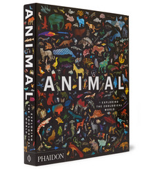 Phaidon - Animal: Exploring the Zoological World Hardcover Book