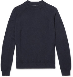 Loro Piana Slim-Fit Baby Cashmere Sweater