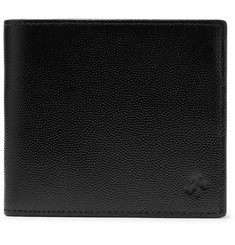 WANT LES ESSENTIELS - Full-Grain Leather Billfold Wallet