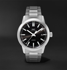IWC SCHAFFHAUSEN Ingenieur Automatic 40mm Stainless Steel Watch, Ref. No. IW357002