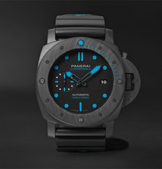 Panerai Submersible Automatic 47mm Carbotech and Rubber Watch