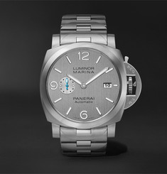 Panerai Luminor Marina Automatic 44mm Stainless Steel Watch