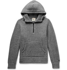 Todd Snyder + Champion Polartec Fleece Half-Zip Hoodie