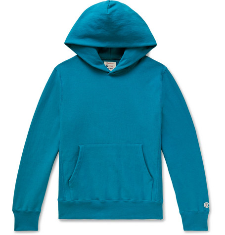 Champion Tops LOOPBACK COTTON-JERSEY HOODIE