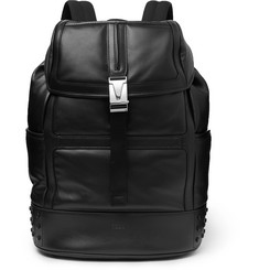Tod's Studded Leather Backpack