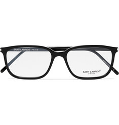 Saint Laurent Square-Frame Acetate Optical Glasses