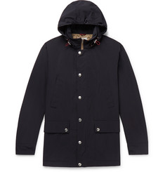 Brunello Cucinelli Shell Hooded Parka