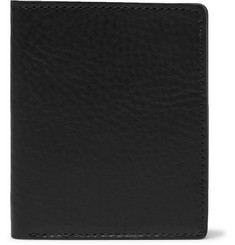 Bennett Winch Clerkenwell Leather Bifold Cardholder