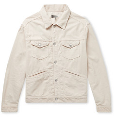 Isabel Marant Cotton-Corduroy Trucker Jacket