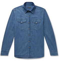 TOM FORD Denim Shirt
