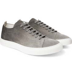 Officine Creative Leggera Dégradé Suede Sneakers