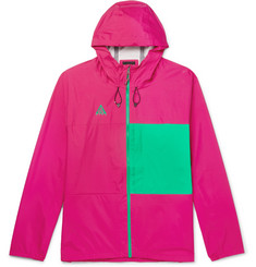 Nike ACG Packable Colour-Block Shell Hooded Jacket