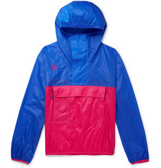 Nike ACG Colour-Block Ripstop Hooded Jacket