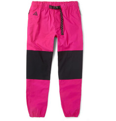 Nike ACG Trail Tapered Colour-Block Ripstop Trousers