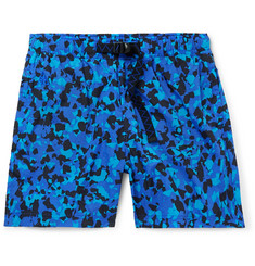 Nike ACG Wide-Leg Printed Nylon Shorts