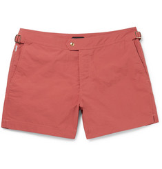 TOM FORD Slim-Fit Mid-Length Swim Shorts