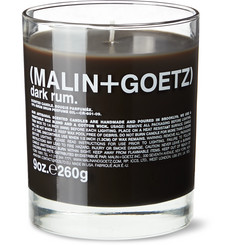 Malin + Goetz Dark Rum Candle, 260g