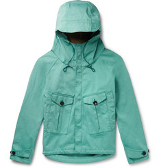 Ten C Tempest Microfibre Hooded Anorak
