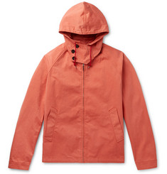 Ten C OJJ Coated-Canvas Anorak
